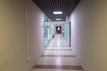 Коридор на 1-м этаже