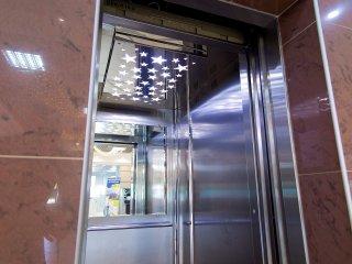 Пассажирский лифт