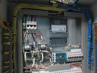 Электрический щит части 3-го этажа