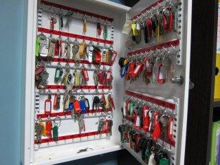 Ключи от помещений