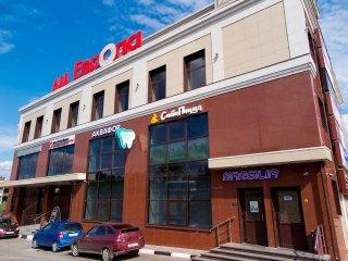 Фасад с пр. Ленина
