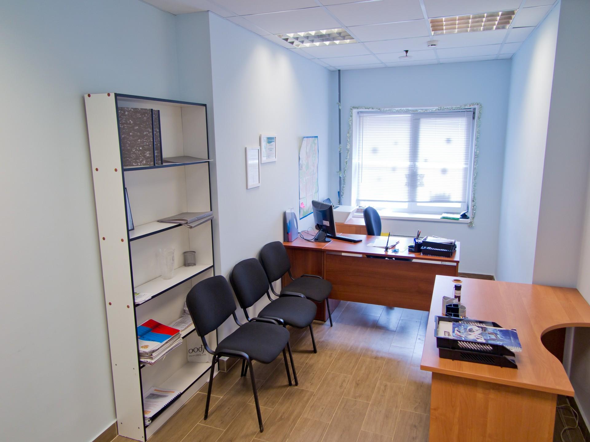 Офис 16 кв.м. на 3-м этаже