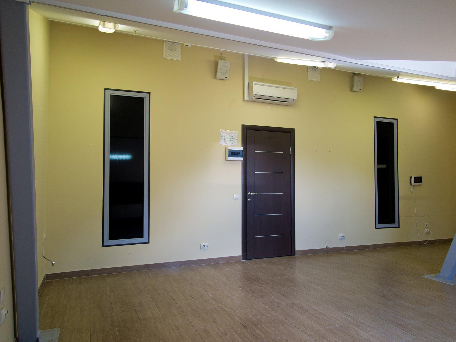 Офис 40 кв.м. на мансардном этаже