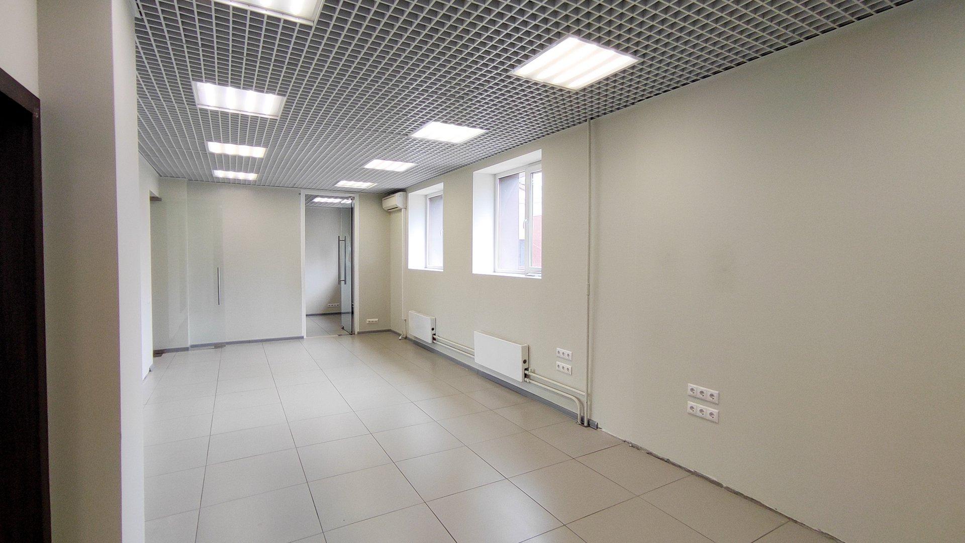 Помещение 139 кв.м. на 3-м этаже